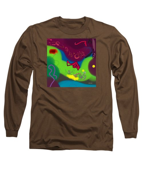 Thought Long Sleeve T-Shirt by Robert Henne