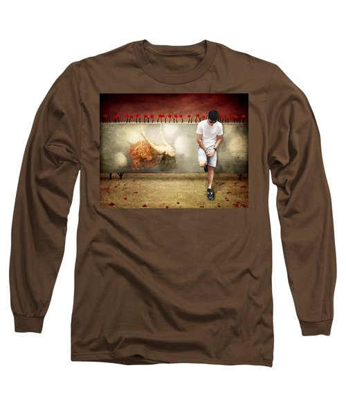 Thoughts Of Love Long Sleeve T-Shirt