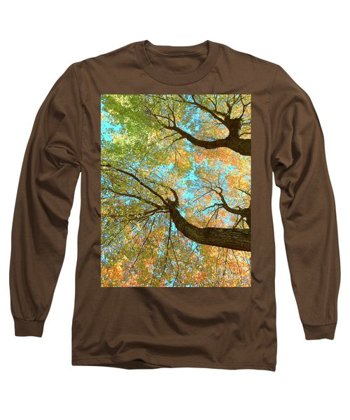 Thousands Of Voices Long Sleeve T-Shirt by Todd Breitling