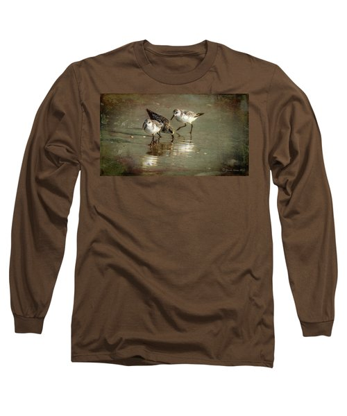 Three Together Long Sleeve T-Shirt