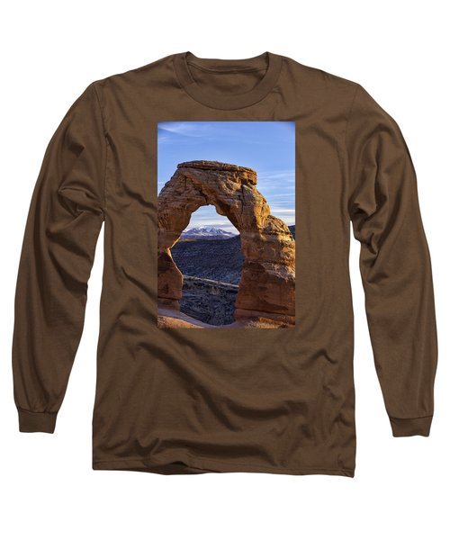 Through The Delicate Arch Long Sleeve T-Shirt