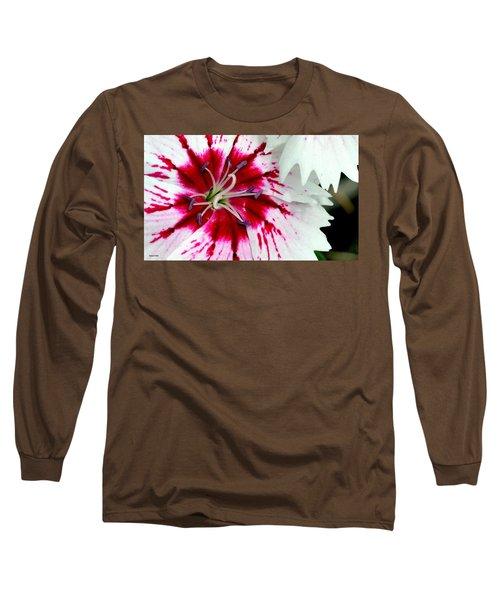 Tie-dye Pallette Long Sleeve T-Shirt