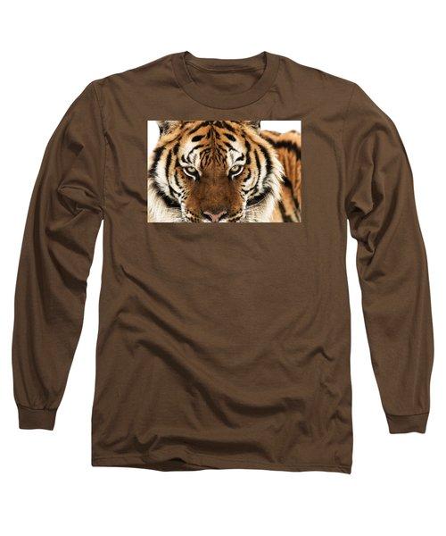 Tiger Eyes Long Sleeve T-Shirt