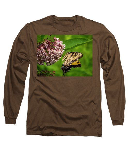 Tiger Swallowtail #210 Long Sleeve T-Shirt