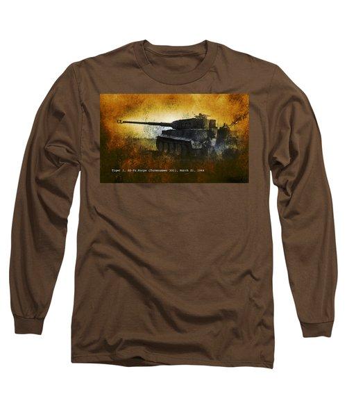 Tiger Tank Long Sleeve T-Shirt