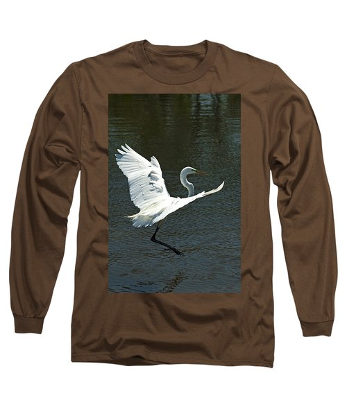Time To Land Long Sleeve T-Shirt