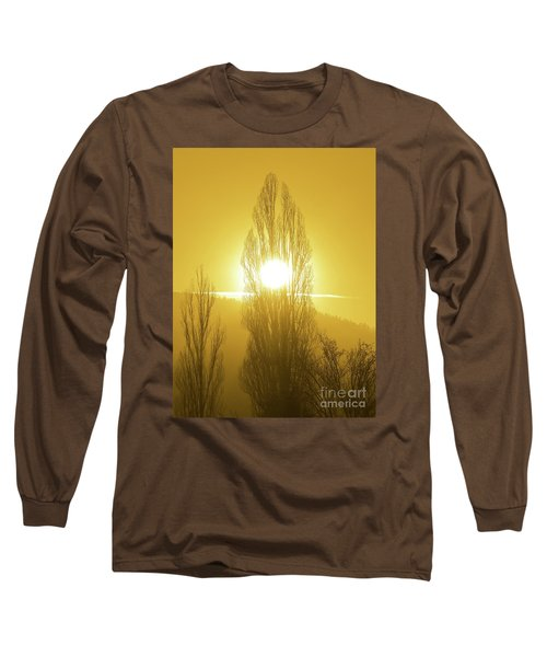 Timeless Globe Long Sleeve T-Shirt