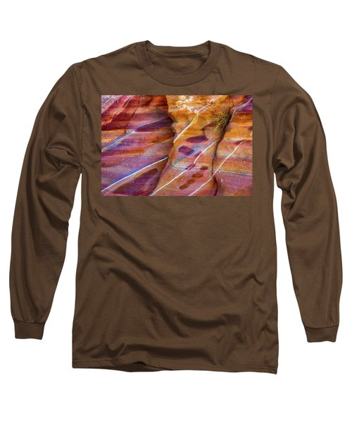 Long Sleeve T-Shirt featuring the photograph Timelines by Darren White