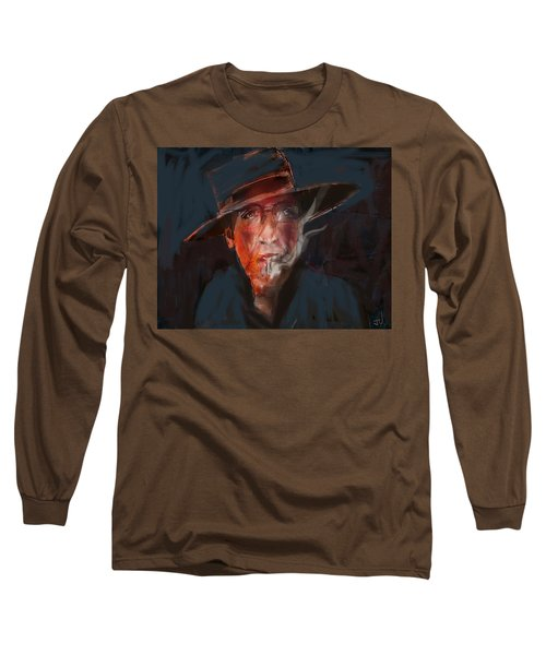 Tobaco Break Long Sleeve T-Shirt