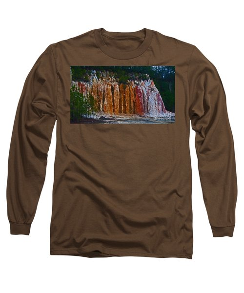 Tombs Land Formation Long Sleeve T-Shirt