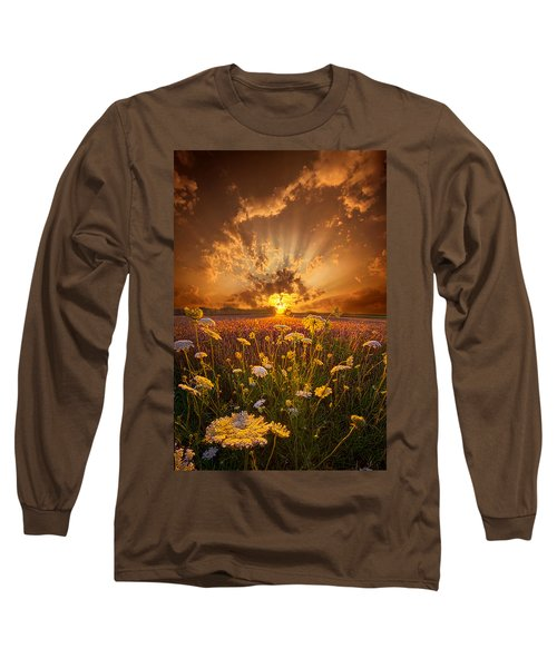 Tomorrow Is Just One Of Yesterday's Dreams Long Sleeve T-Shirt