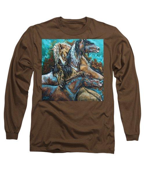 Too Be Like Me Be Four Long Sleeve T-Shirt