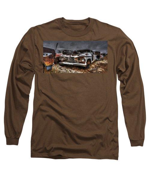 Tough Guy Long Sleeve T-Shirt