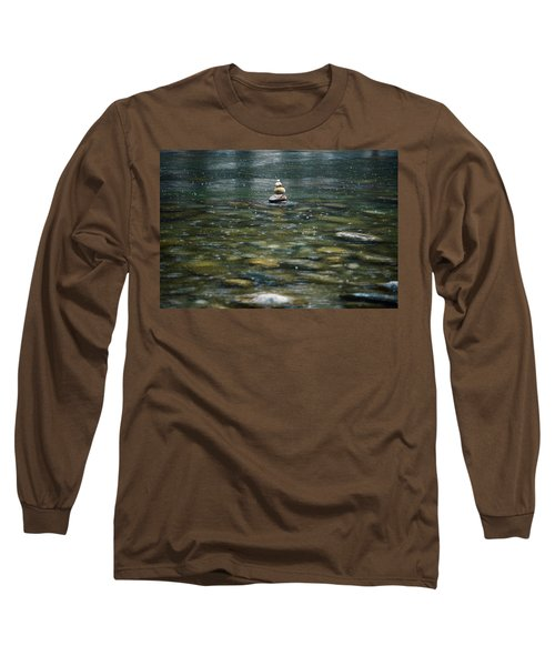 Tower Of Stones Long Sleeve T-Shirt