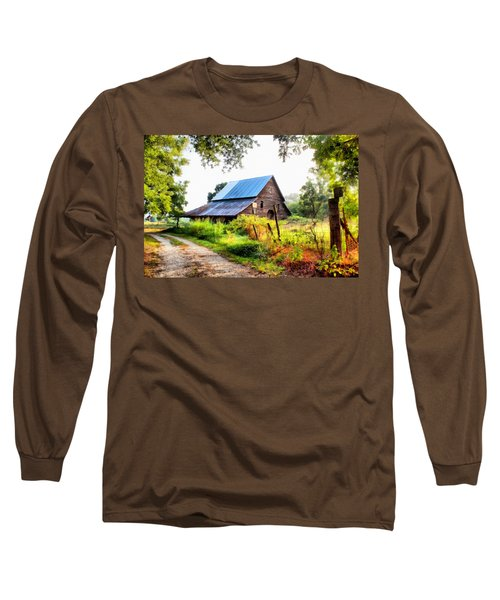 Townville Barn Long Sleeve T-Shirt