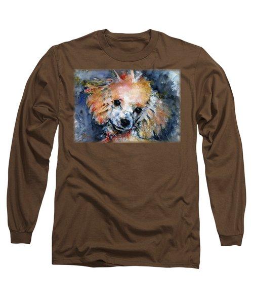 Toy Poodle Shirt Long Sleeve T-Shirt