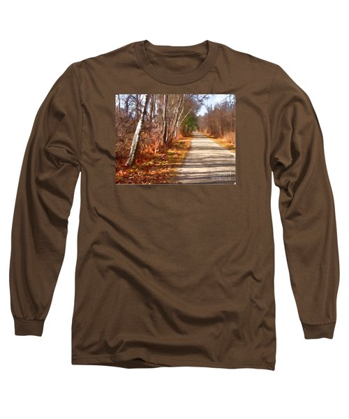 Long Sleeve T-Shirt featuring the photograph Transformed by Betsy Zimmerli