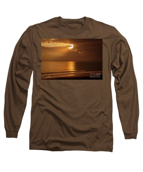 Treasure  Coast Sunrise Long Sleeve T-Shirt