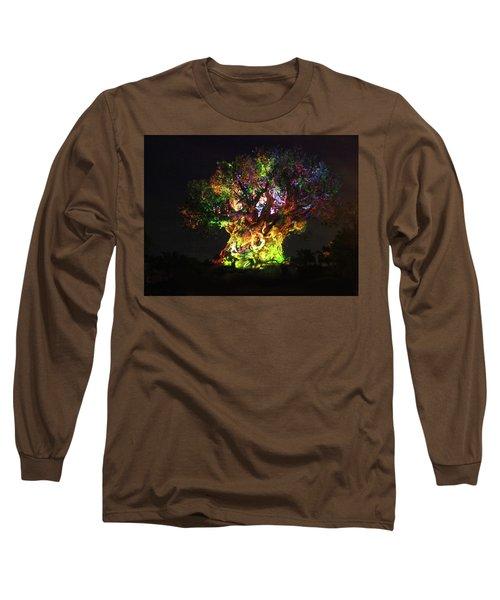 Tree Of Life Awakenings Long Sleeve T-Shirt