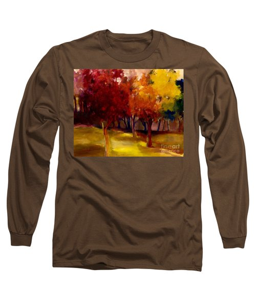 Treescape Long Sleeve T-Shirt