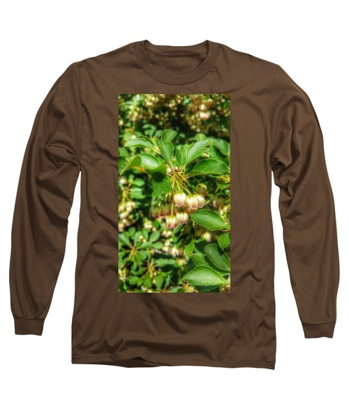 Tres Belle Long Sleeve T-Shirt by Isabella F Abbie Shores FRSA