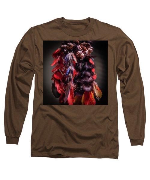 Tribal Art Long Sleeve T-Shirt