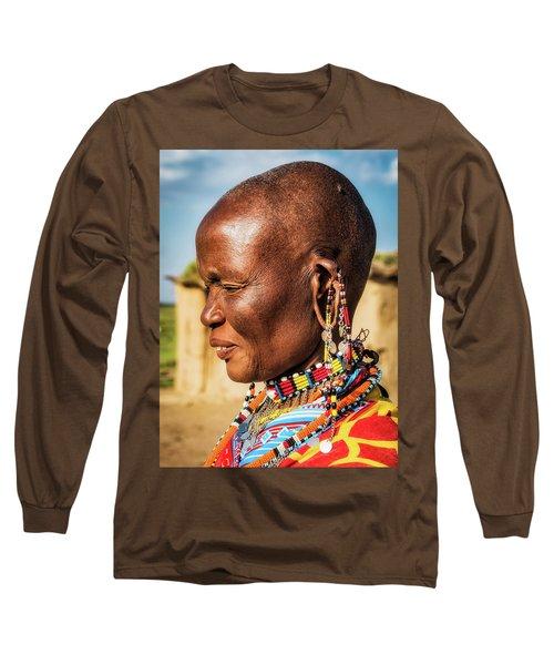 Tribal Traditions Long Sleeve T-Shirt