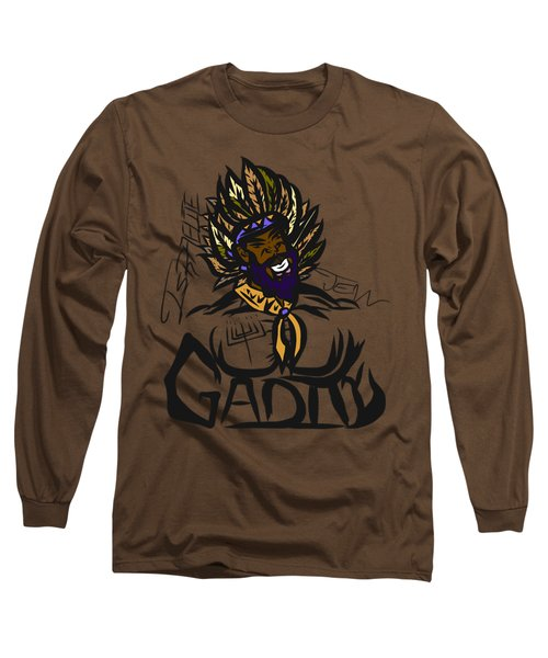 Tribe Of Gad Long Sleeve T-Shirt