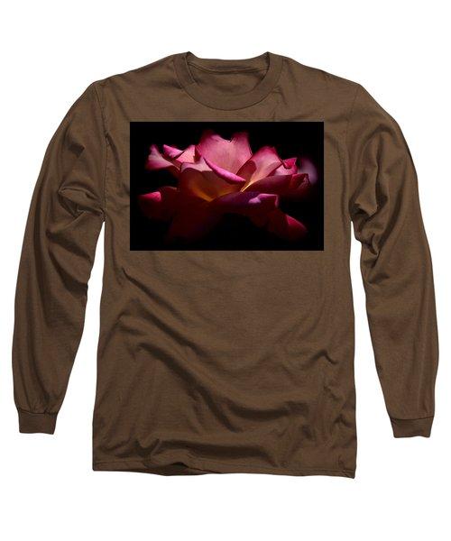Long Sleeve T-Shirt featuring the photograph True Beauty by Lori Seaman