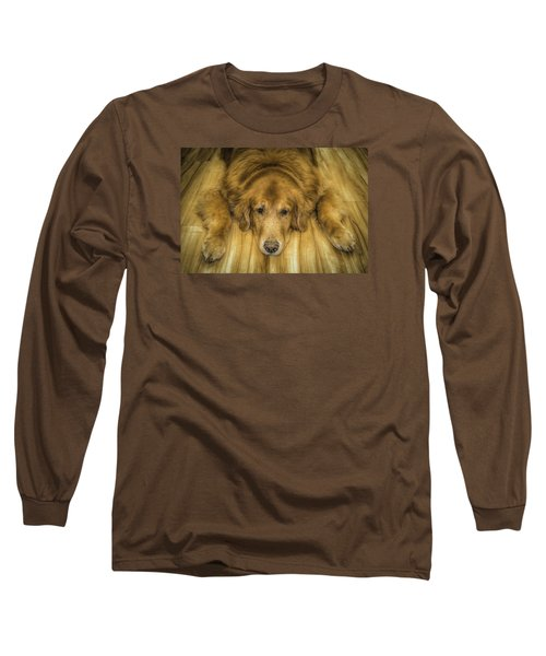 Tucker Long Sleeve T-Shirt by Marion Johnson