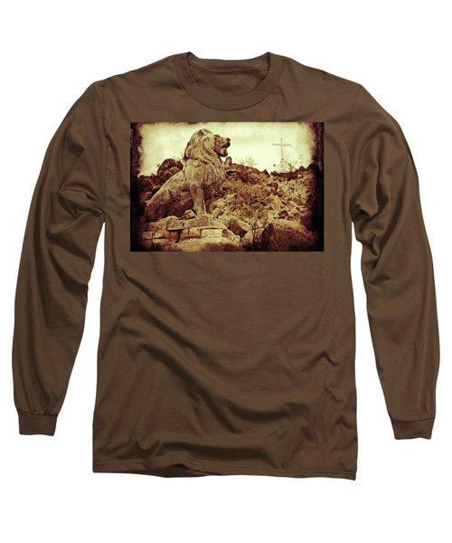 Tucson Lion Long Sleeve T-Shirt