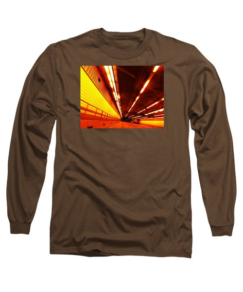 Tunnel Drive Long Sleeve T-Shirt
