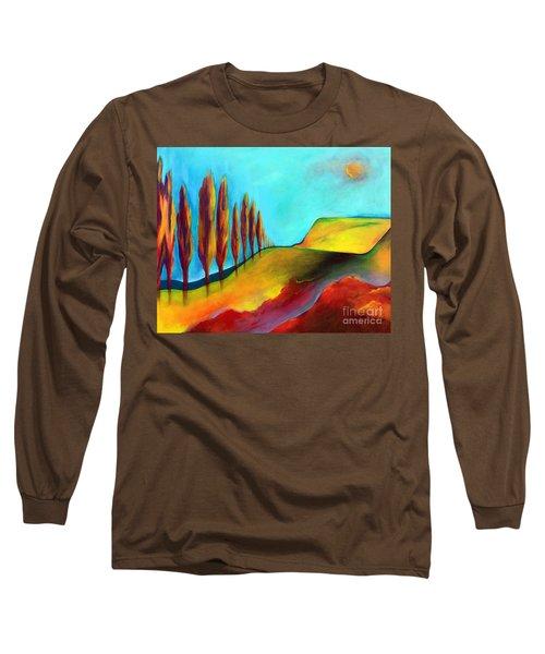 Tuscan Sentinels Long Sleeve T-Shirt