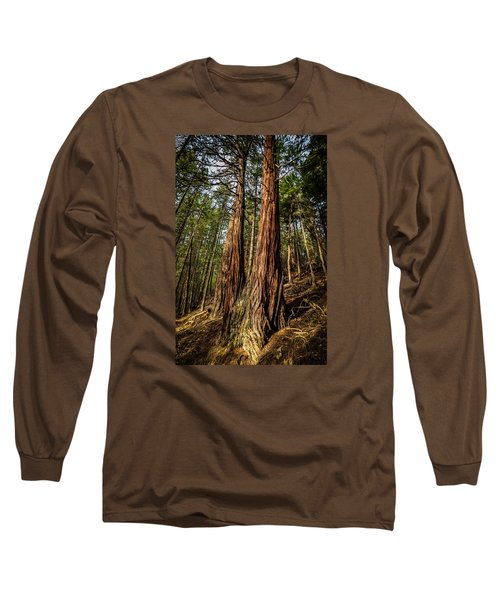 Twin Reds Long Sleeve T-Shirt