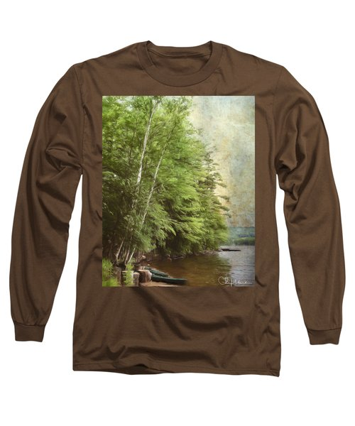 Two Birches Long Sleeve T-Shirt