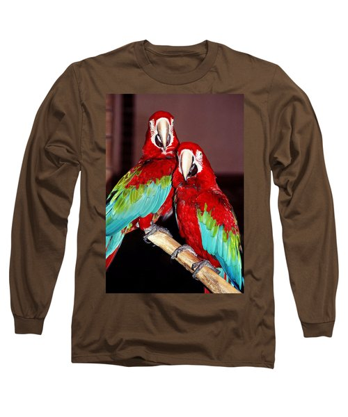 Two Friends ... Long Sleeve T-Shirt