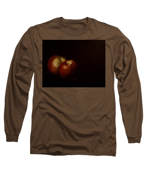 Two Nectarines Long Sleeve T-Shirt