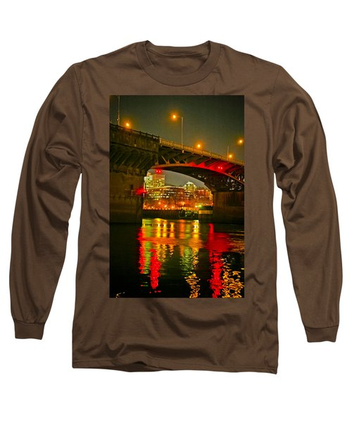 Under The Burnside Long Sleeve T-Shirt