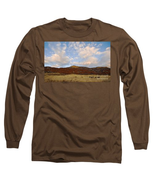 Under The Colorado Sky Long Sleeve T-Shirt