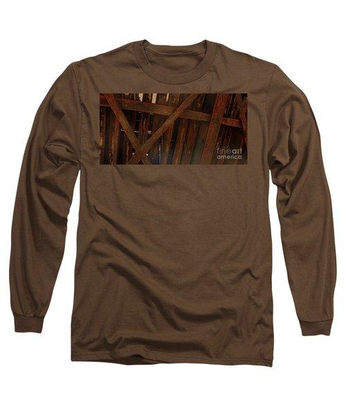 Under The Train Tracks Long Sleeve T-Shirt