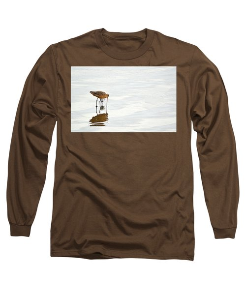 Long Sleeve T-Shirt featuring the photograph Underpass by AJ Schibig