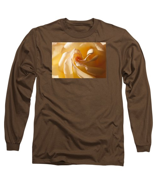 Unfurling Long Sleeve T-Shirt by Christina Lihani