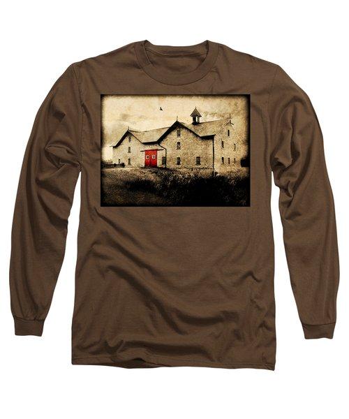 Uni Barn Long Sleeve T-Shirt