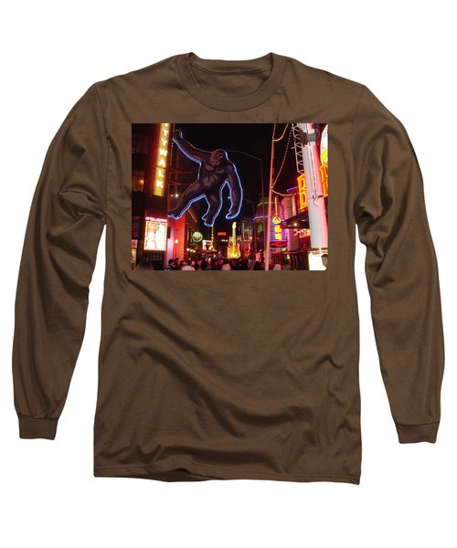 Universal King Kong Long Sleeve T-Shirt