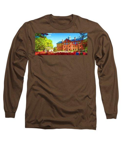 University Of North Carolina  Long Sleeve T-Shirt
