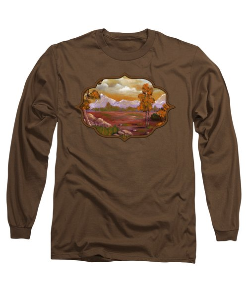 Unpredictable Weather Long Sleeve T-Shirt