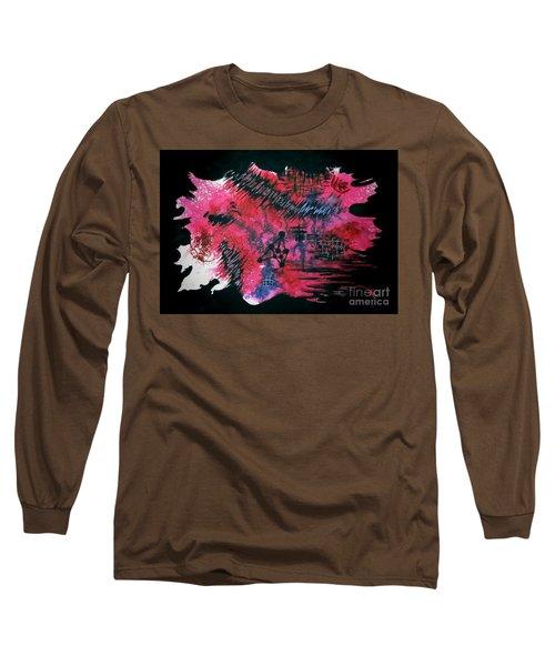Untitled-110 Long Sleeve T-Shirt