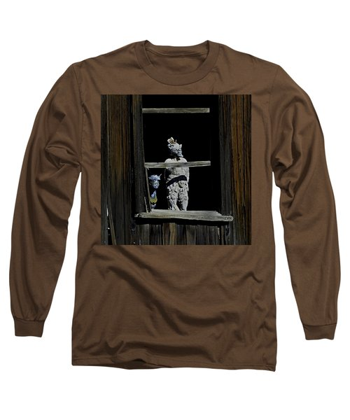 Untitled #12 Long Sleeve T-Shirt
