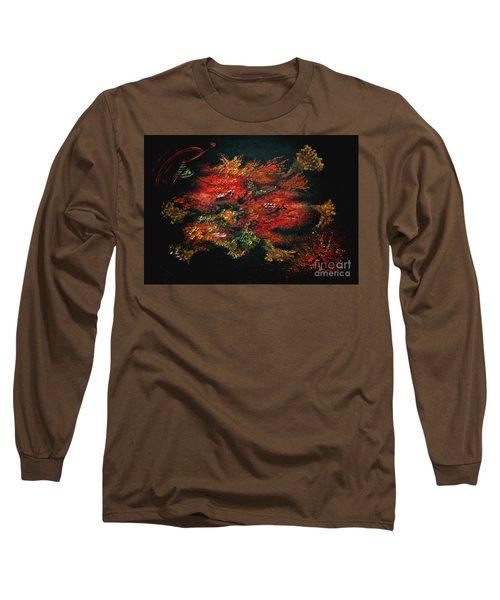 Untitled-134 Long Sleeve T-Shirt