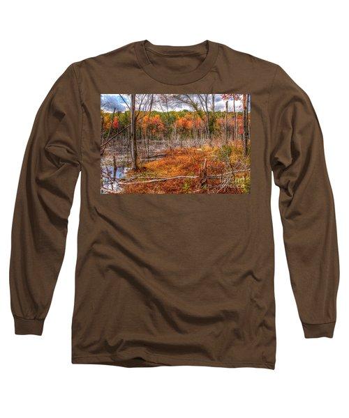 Untouchen  Long Sleeve T-Shirt
